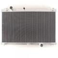 Hlinikový závodní chladič Japspeed Lexus IS250 / IS350 2.5/3.5 24V (05-14)