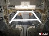 Rozpěrná tyč Ultra Racing Porsche Carrera 997 4S 3.8 (04-12) - přední spodní H výztuha