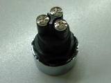 Startovací tlačítko ENGINE START podsvícené