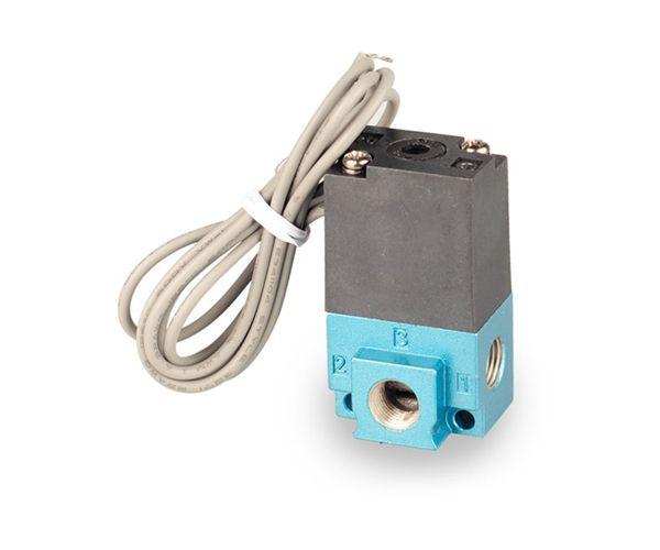 Elektronický / elektromagnetický solenoid (boost ventil) ZI Motorsport - třícestný 35A-ACA-DDBA-1BA / 35AACADDBA1BA
