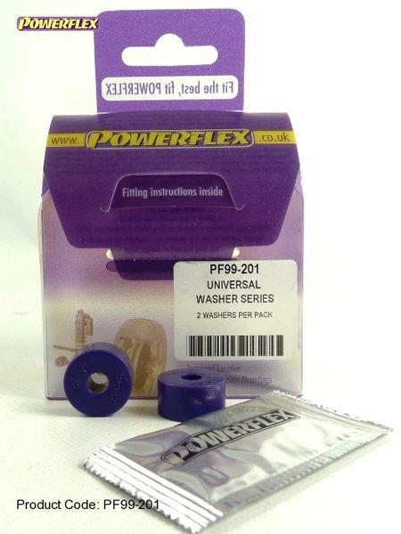 Powerflex univérzální silentblok 200 Series Washer Bush - 20 x 6 x 10mm