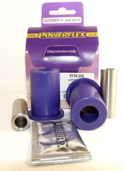 Silentbloky Powerflex Lotus Elise Rear Lower Wishbone Front Bush