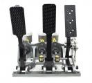 Pedálový box ProRacing (AP Racing style) - podlahové - 3 pedály - hydraul.