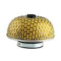 Sportovní filtr univerzální houba 76mm žlutý