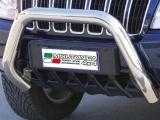 Přední ochranný nerez rám Jeep Grand Cherokee misutonida