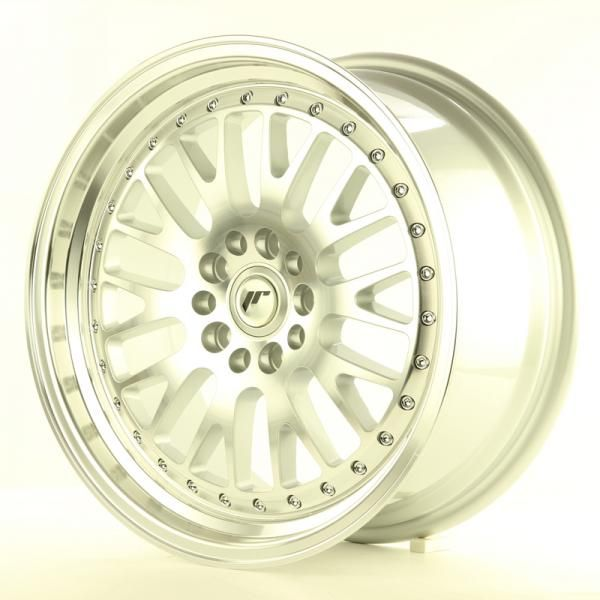 Alu kolo Japan Racing JR10 17x8 ET35 5x108/112 Machined Silver