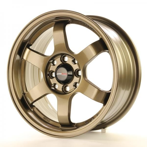 JAPAN RACING Alu kolo Japan Racing JR3 15x7 ET25 4x100/108 Bronze