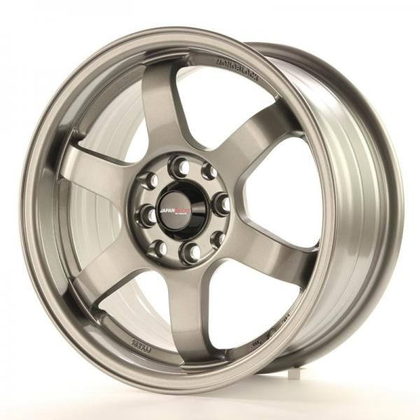 JAPAN RACING Alu kolo Japan Racing JR3 15x7 ET25 4x100/108 Gun Metal