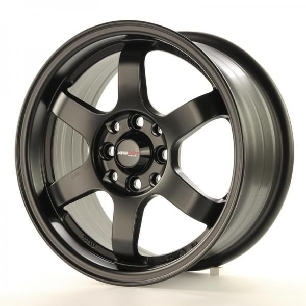 JAPAN RACING Alu kolo Japan Racing JR3 15x7 ET25 4x100/108 Matt Black