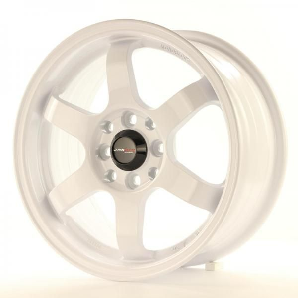 JAPAN RACING Alu kolo Japan Racing JR3 15x7 ET40 4x100/114 White