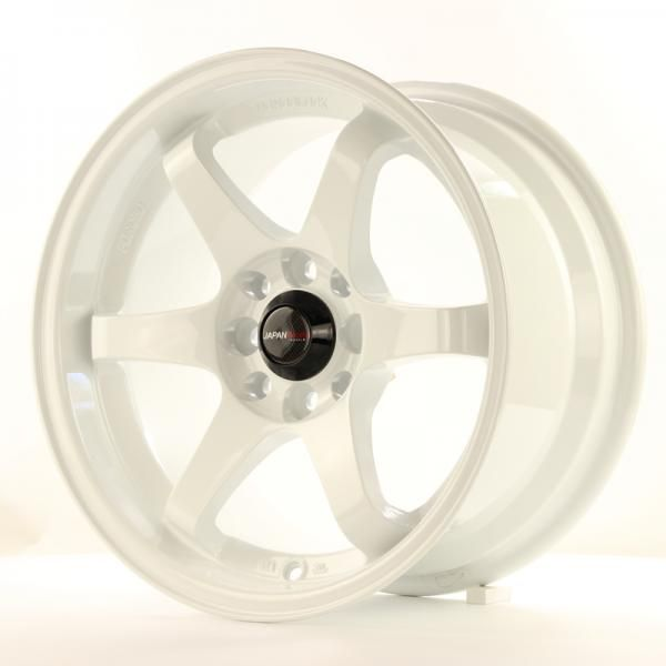 JAPAN RACING Alu kolo Japan Racing JR3 15x8 ET25 4x100/108 White