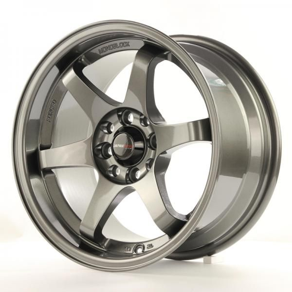 JAPAN RACING Alu kolo Japan Racing JR3 15x8 ET25 4x100/114 Gun Metal