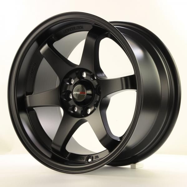 JAPAN RACING Alu kolo Japan Racing JR3 15x8 ET25 4x100/114 Matt Black