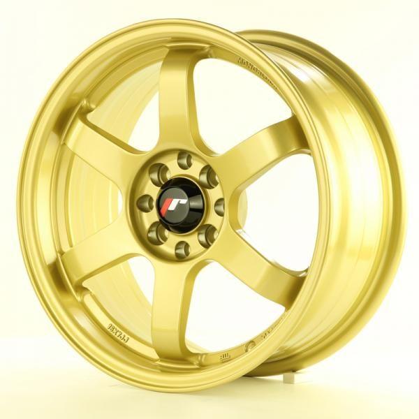 Alu kolo Japan Racing JR3 16x7 ET25 4x100/108 Gold