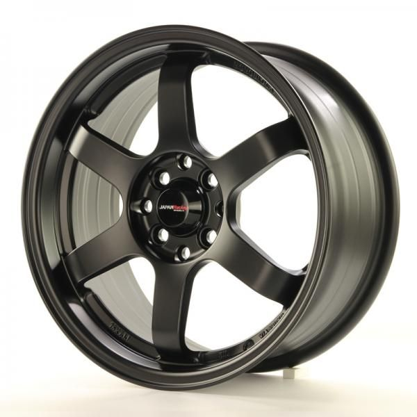 JAPAN RACING Alu kolo Japan Racing JR3 16x7 ET25 4x100/108 Matt Black
