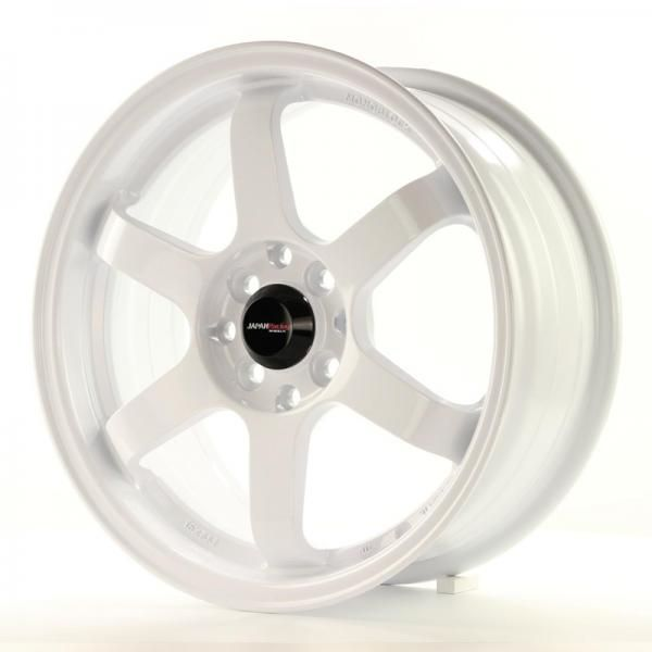 JAPAN RACING Alu kolo Japan Racing JR3 16x7 ET40 4x100/114 White