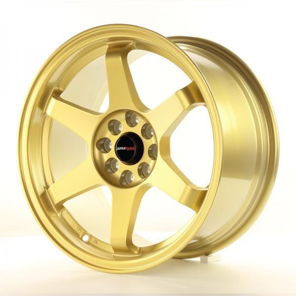 Alu kolo Japan Racing JR3 16x8 ET25 4x100/108 Gold