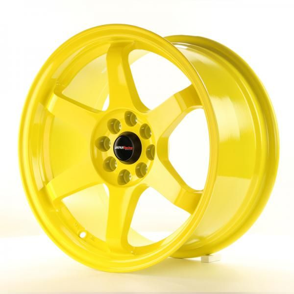 JAPAN RACING Alu kolo Japan Racing JR3 16x8 ET25 4x100/108 Yellow