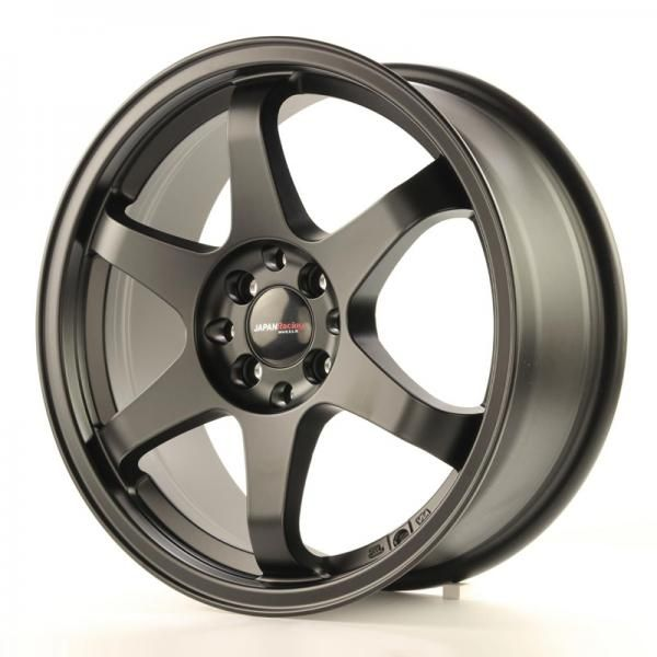 JAPAN RACING Alu kolo Japan Racing JR3 17x7 ET40 4x100/114 Matt Black