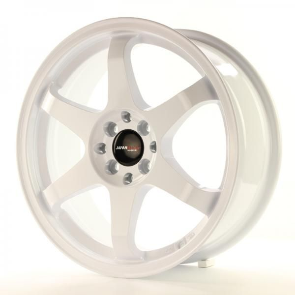 JAPAN RACING Alu kolo Japan Racing JR3 17x7 ET40 4x100/114 White