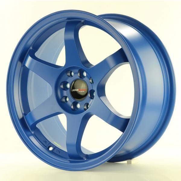 Alu kolo Japan Racing JR3 17x8 ET35 4x100/114 Blue