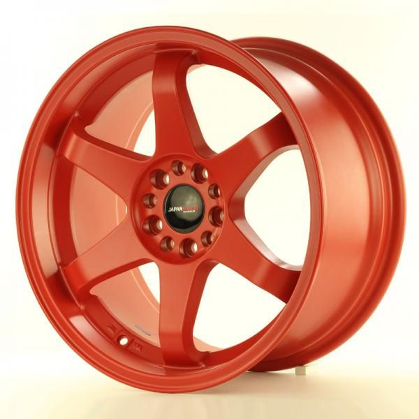 JAPAN RACING Alu kolo Japan Racing JR3 17x8 ET35 4x100/114 Mat BloodyRed