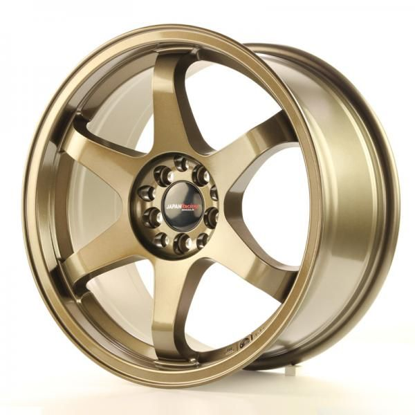 Alu kolo Japan Racing JR3 17x8 ET35 5x108/112 Bronze