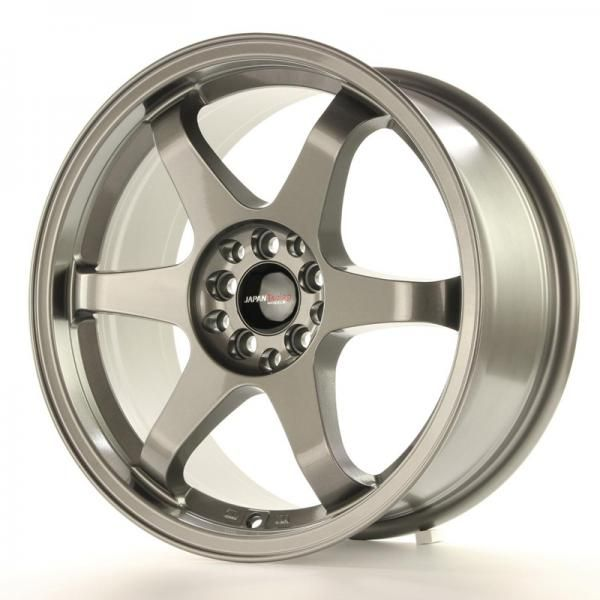 Alu kolo Japan Racing JR3 17x8 ET35 5x108/112 Gun Metal