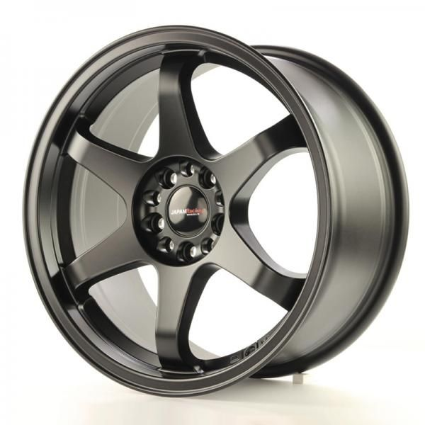 Alu kolo Japan Racing JR3 17x8 ET35 5x108/112 Matt Black