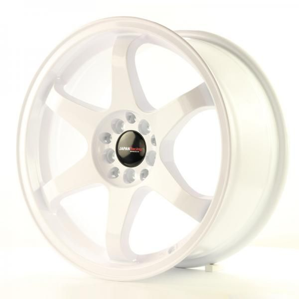 Alu kolo Japan Racing JR3 17x8 ET35 5x108/112 White