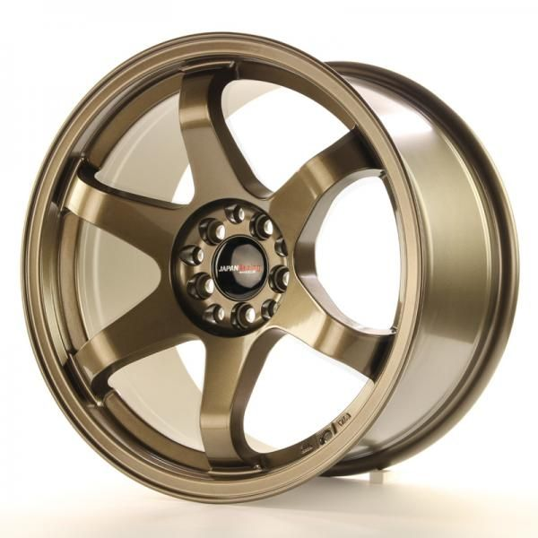 JAPAN RACING Alu kolo Japan Racing JR3 17x9 ET30 5x114,3/120 Bronze