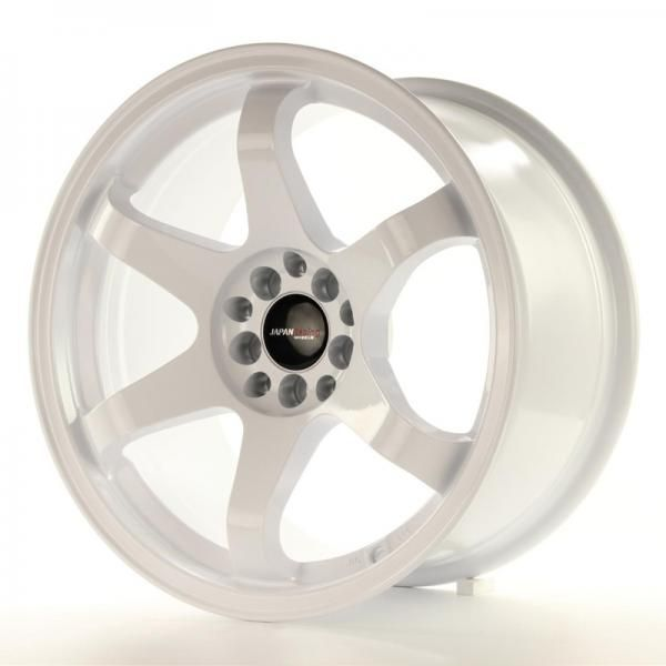 Alu kolo Japan Racing JR3 17x9 ET30 5x114,3/120 White