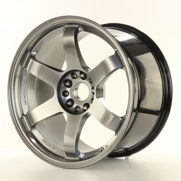 Alu kolo Japan Racing JR3 18x10,5 ET15 5x114,3/120 Hyper Black