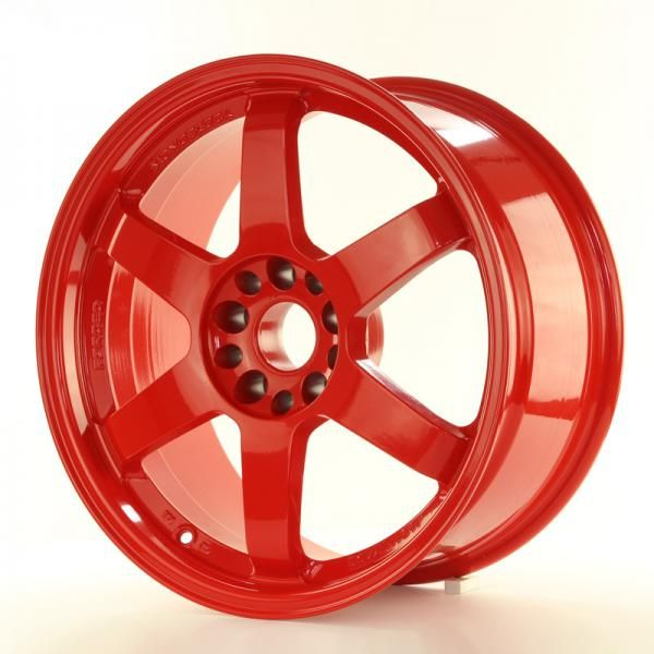 Alu kolo Japan Racing JR3 18x10,5 ET15 5x114,3/120 Red