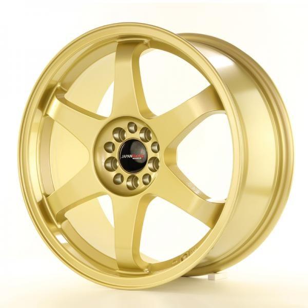 Alu kolo Japan Racing JR3 18x10 ET25 5x112/114,3 Gold