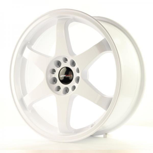 Alu kolo Japan Racing JR3 18x10 ET25 5x112/114,3 White