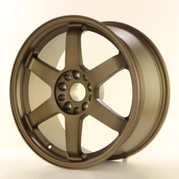 Alu kolo Japan Racing JR3 18x8,5 ET30 5x114,3/120 Dark Anodized Bronze