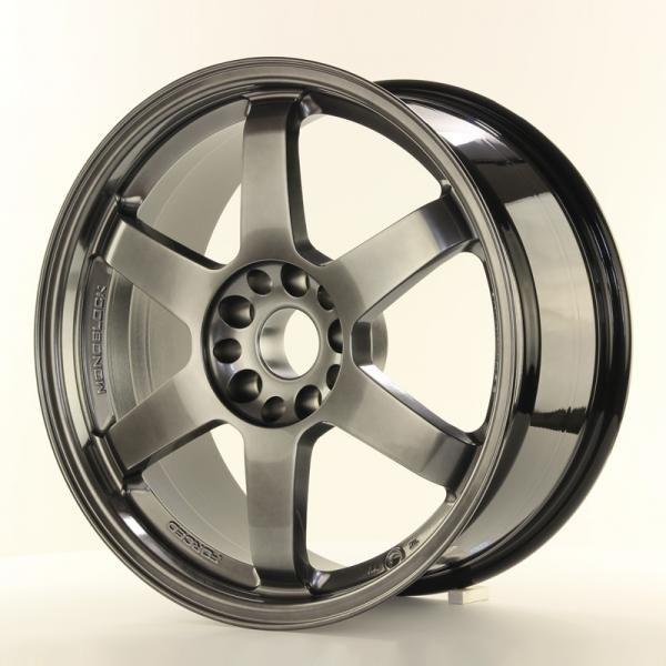 Alu kolo Japan Racing JR3 18x8,5 ET30 5x114,3/120 Hyper Black
