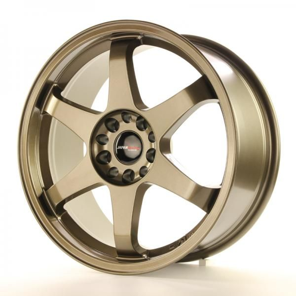 JAPAN RACING Alu kolo Japan Racing JR3 18x8 ET30 4x108/114 Bronze