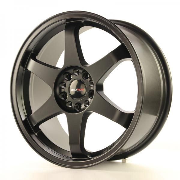 JAPAN RACING Alu kolo Japan Racing JR3 18x8 ET30 4x108/114 Matt Black