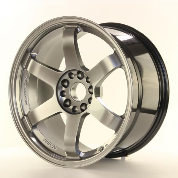 Alu kolo Japan Racing JR3 18x9,5 ET15 5x114,3/120 Hyper Black