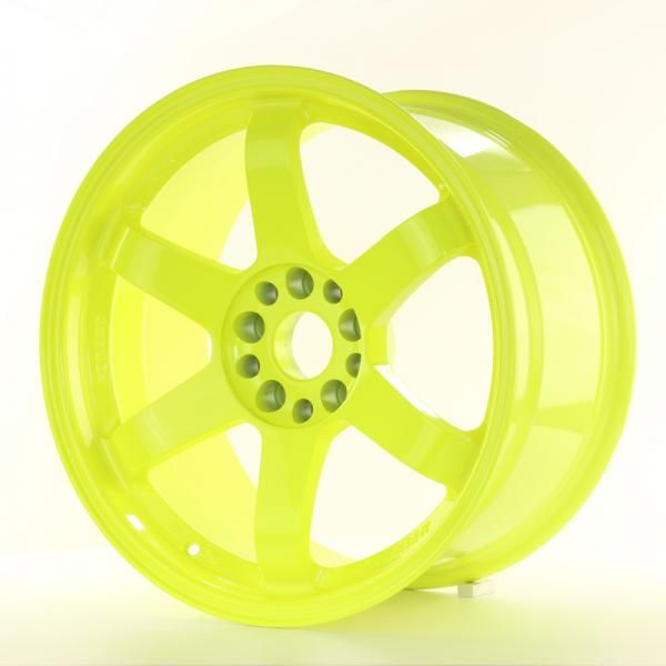 JAPAN RACING Alu kolo Japan Racing JR3 18x9,5 ET15 5x114,3/120 Lime