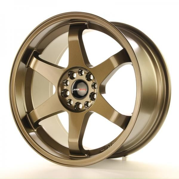 JAPAN RACING Alu kolo Japan Racing JR3 18x9 ET20 4x108/114 Bronze