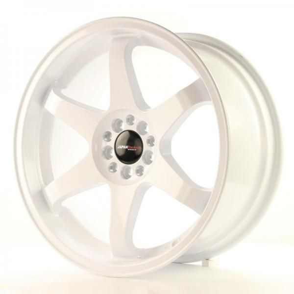 JAPAN RACING Alu kolo Japan Racing JR3 18x9 ET20 4x108/114 White