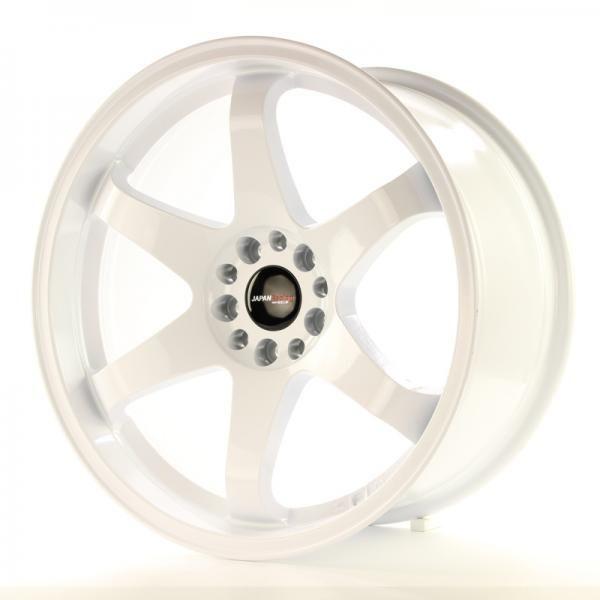 Alu kolo Japan Racing JR3 19x9,5 ET35 5x112/114,3 White