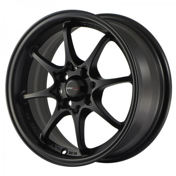JAPAN RACING Alu kolo Japan Racing JR5 18x10,5 ET12 5x114,3 HypBlack