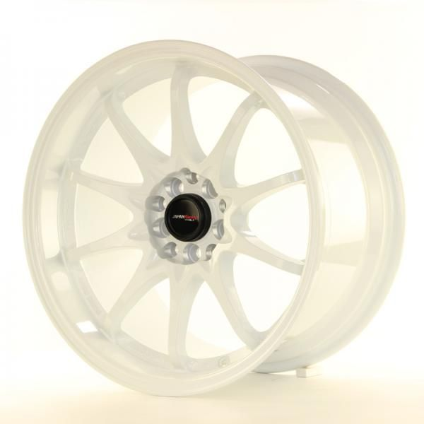 JAPAN RACING Alu kolo Japan Racing JR5 18x10,5 ET12 5x114,3 White