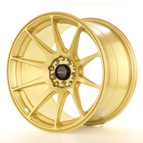 Alu kolo Japan Racing JR11 17x9,75 ET30 5x100/114,3 Gold