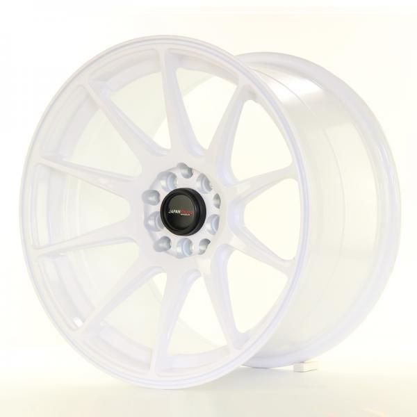 Alu kolo Japan Racing JR11 17x9,75 ET30 5x100/114,3 White