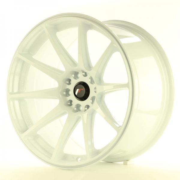 Alu kolo Japan Racing JR11 18x9,5 ET30 5x100/108 White